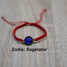 Bratara zodia Sagetator