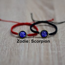 Bratara zodia Scorpion