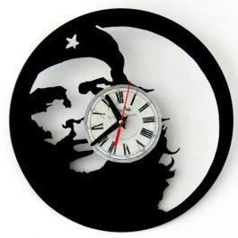 Ceas traforat manual din vinil – Che Guevara
