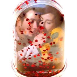 Glob foto cilindric – inimi/zapada