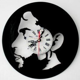 Ceas traforat manual din vinil – Prince
