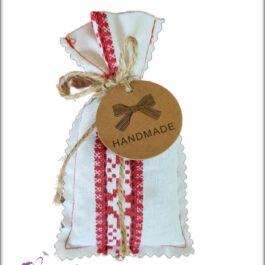 Săculeț lavandă – model tradițional