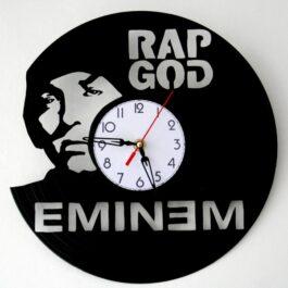 Ceas traforat manual din vinil – Eminem